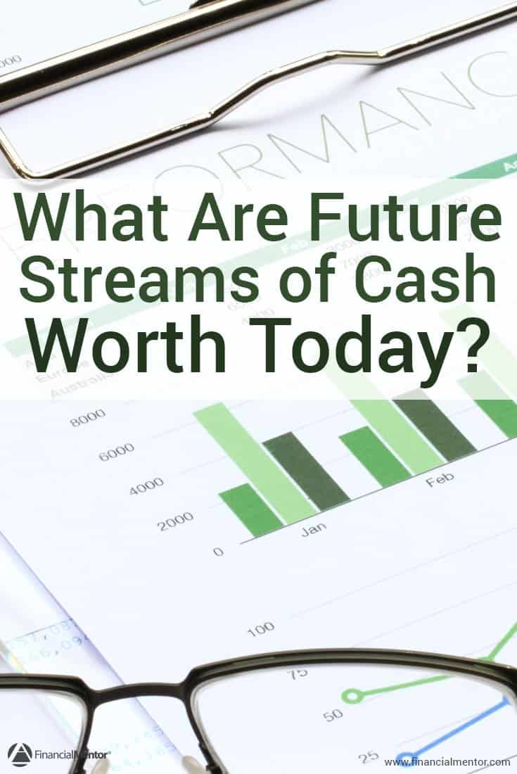 Planning for retirement and want to know what your income streams are worth today? This annuity calculator figures out the present value of a series of equal cash flows to be received in the future, from things like annuities, business, real estate, or other assets.