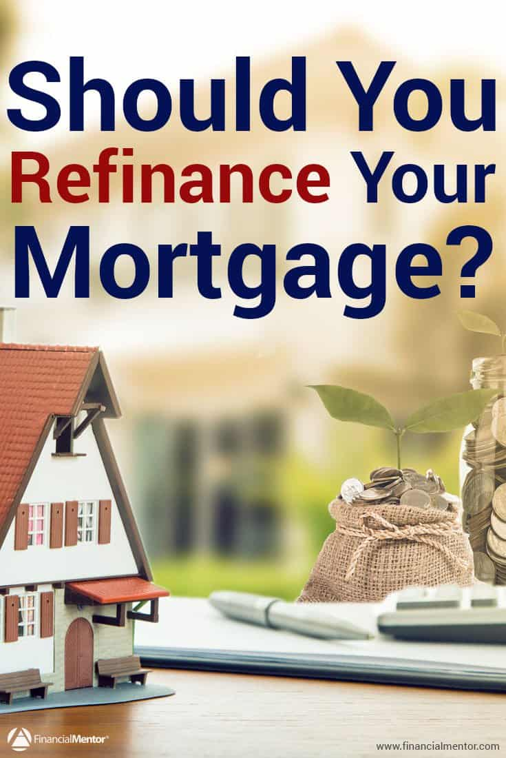Does a mortgage refinance make sense for you? This mortgage refinance calculator will figure how much interest you save over the life of the loan plus how long it takes to break-even on the refinancing costs. You can also see your new loan repayment terms!