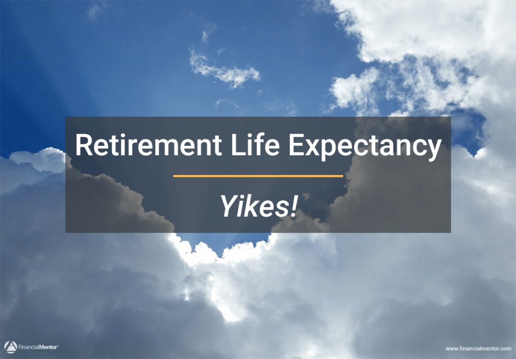 Retirement Life Expectancy Image