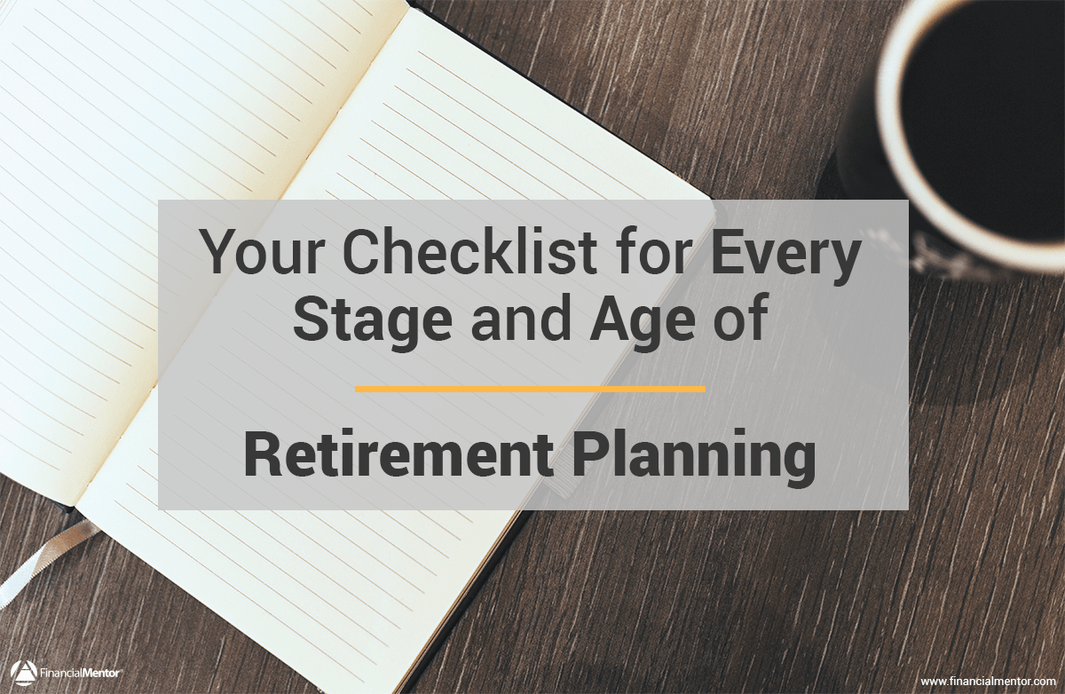 retirement planning checklist