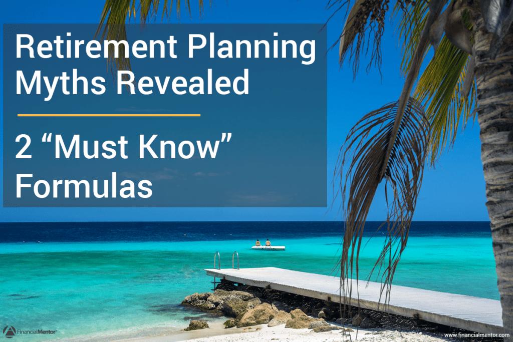 Retirement Planning Myths Image