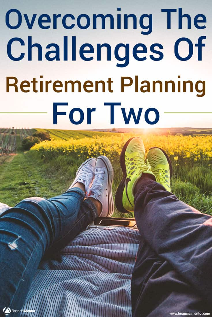 When doing retirement planning for two should I combine our numbers into one retirement plan or develop two separate retirement plans and add them together?