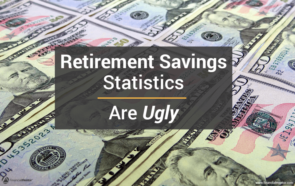 Retirement Savings Statistics Are Ugly image