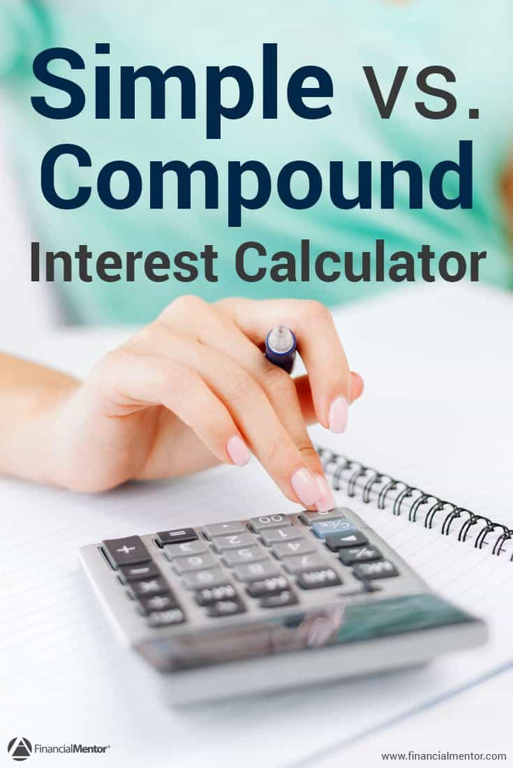 Do you know how interest is calculated? Do you know how compounding interest can grow your wealth? This calculator shows you the effect interest can have on your money, and explains why compound interest is so valuable.