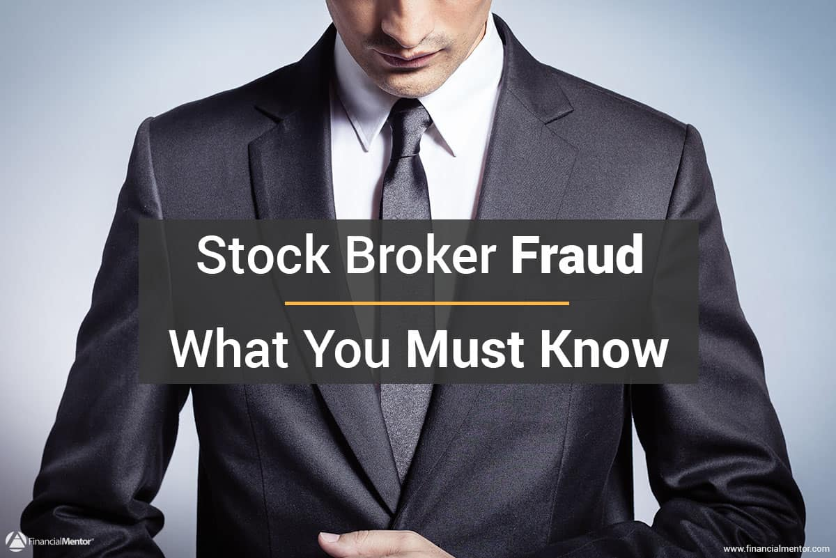 Broker official scam
