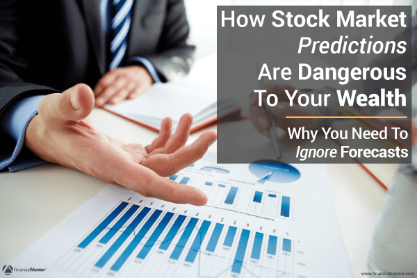 The Great Financial Forecasting Hoax - Why Stock Market Predictions are Dangerous to Your Wealth image