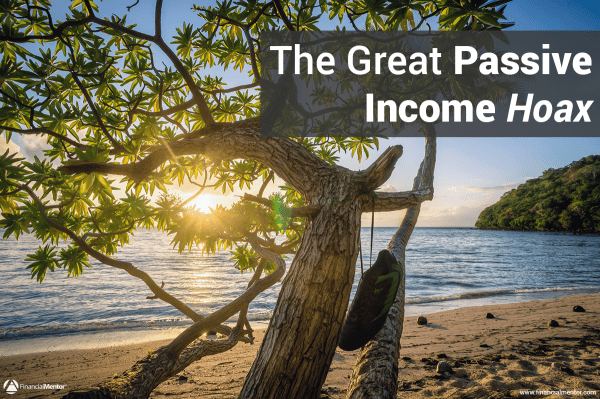 Learn the difference between leveraged income and passive income so that you can build a wealth plan that works.