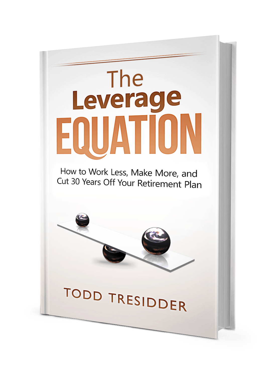 Book Cover for The Leverage Equation