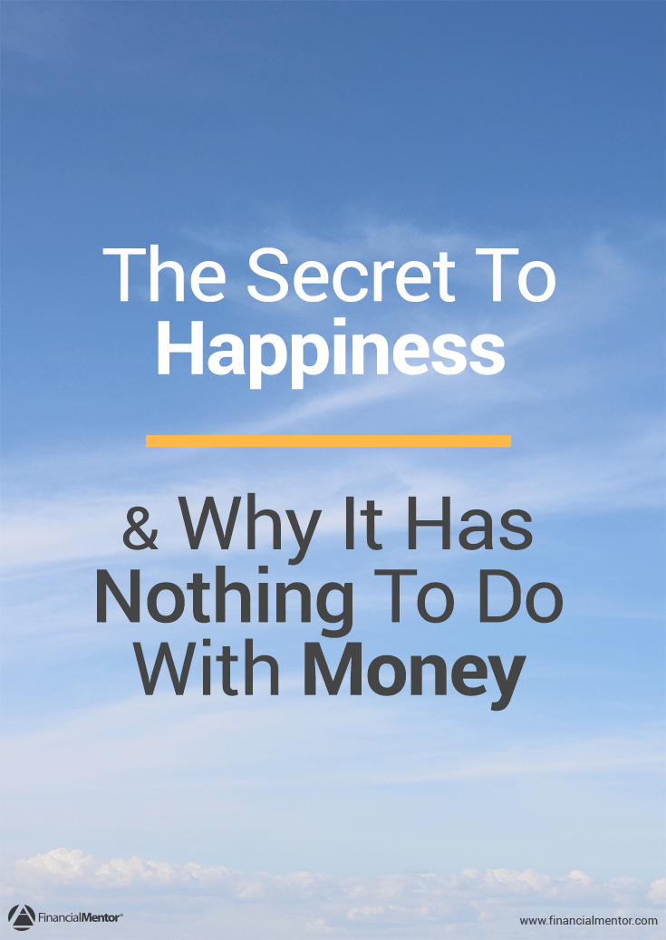 Financial freedom doesn't automatically equal happiness. Discover simple action steps so you can unlock the secret to happiness and achieve personal freedom.