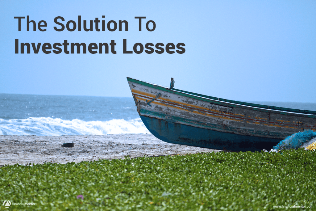 Investment Losses Image