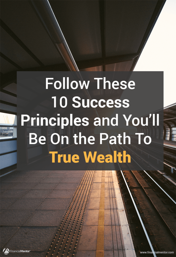 Follow these 10 commandments of wealth building to become financially successful.