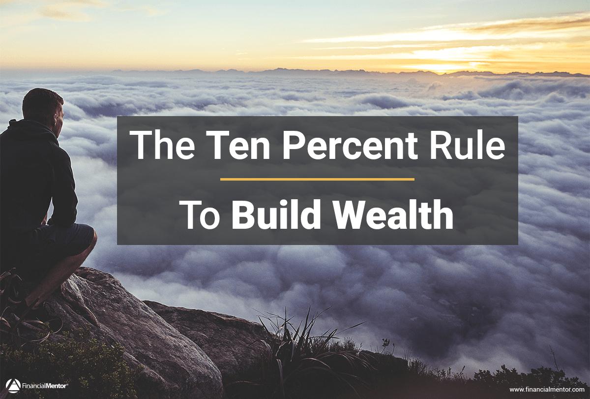 Car Loan Amortization Schedule >> Ten Percent Rule To Build Wealth