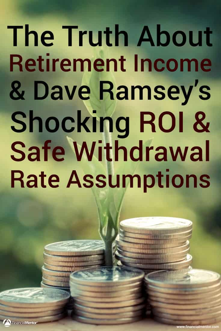 Wade Pfau reveals the truth about retirement income and return on investment assumptions by analyzing Dave Ramsey's unsupportable claims for 12% ROI.