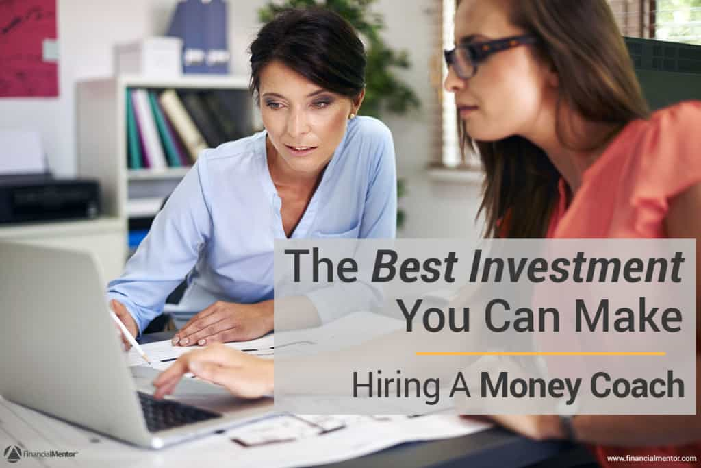 The benefits of hiring a money coach image