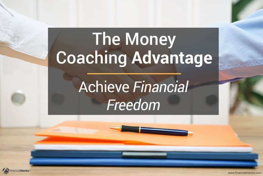 The money coaching advantage image
