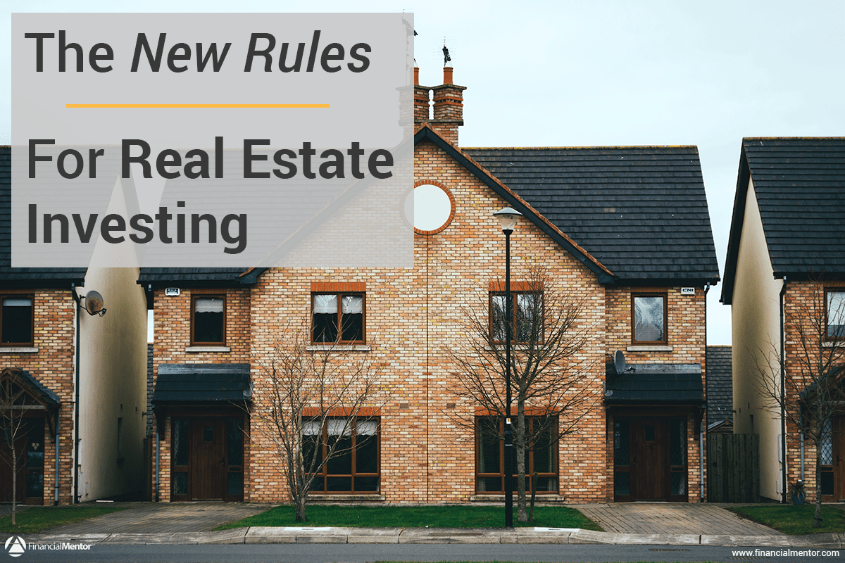 Refinance A Lease >> New Rules to Real Estate Investing You Must Know for Success