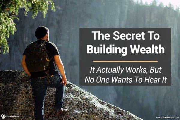 building wealth image