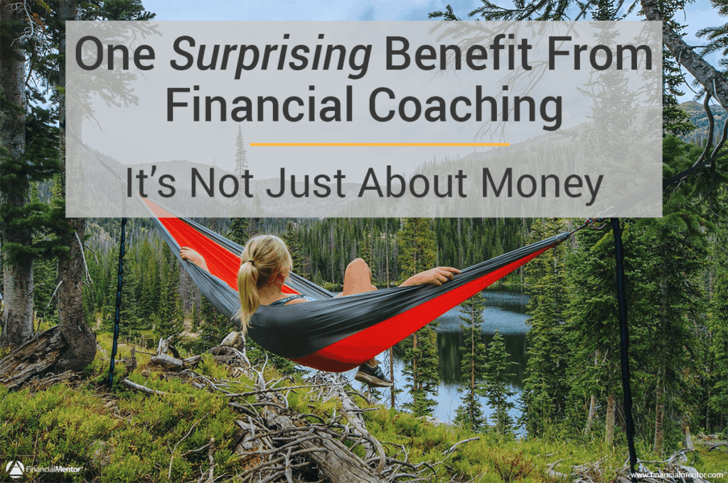 The surprising benefit you don't expect from financial coaching but will really like image