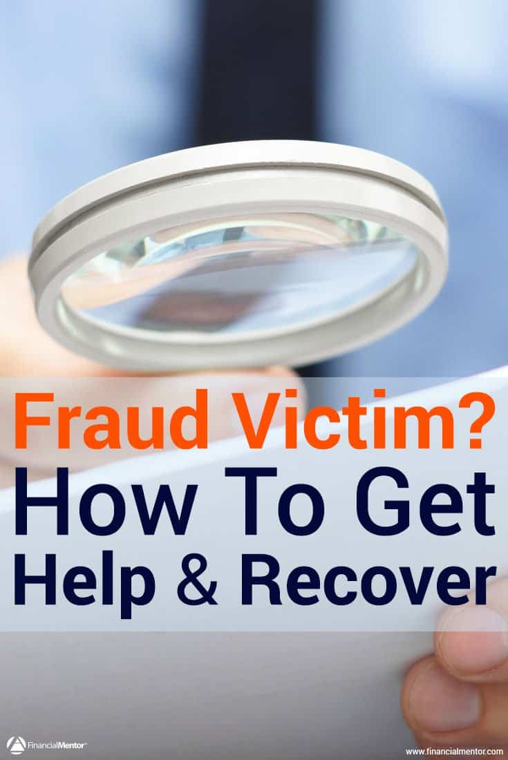 Learn how to report fraud to maximize your chances of investment recovery if you become an investment fraud victim. Use these free resources to get started.