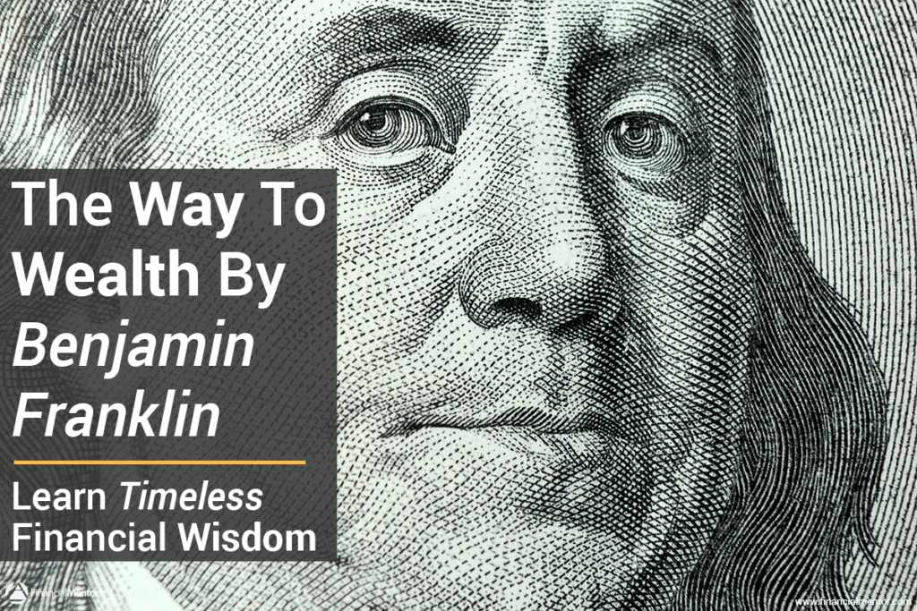 Way to Wealth by Benjamin Franklin Image