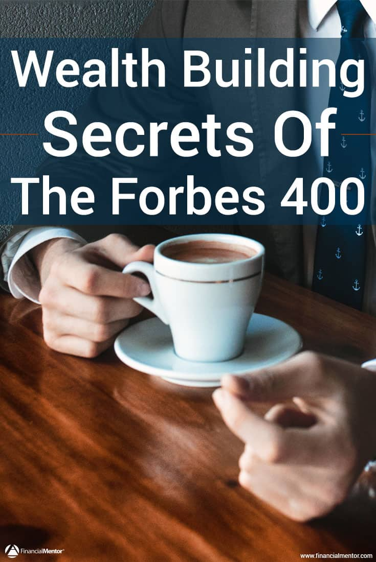Building wealth is no secret: it is governed by mathematics. Learn the essential principles taught by the Forbes 400 for financial success.