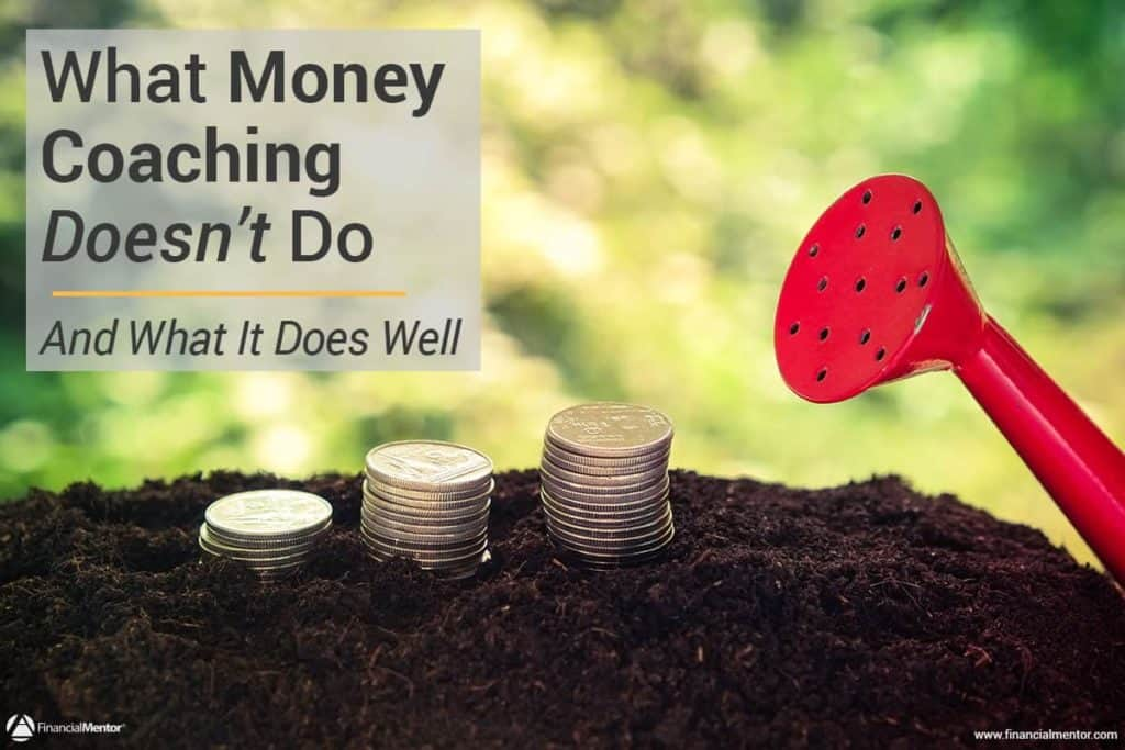 What Money Coaching Doesnt Do image