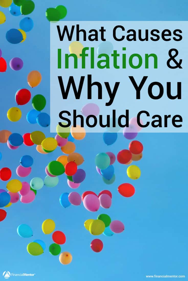 Central bank policy causes inflation and it dramatically impacts all financial planning and investment strategy. Learn how you should act accordingly.