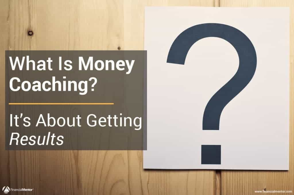 What is money coaching image