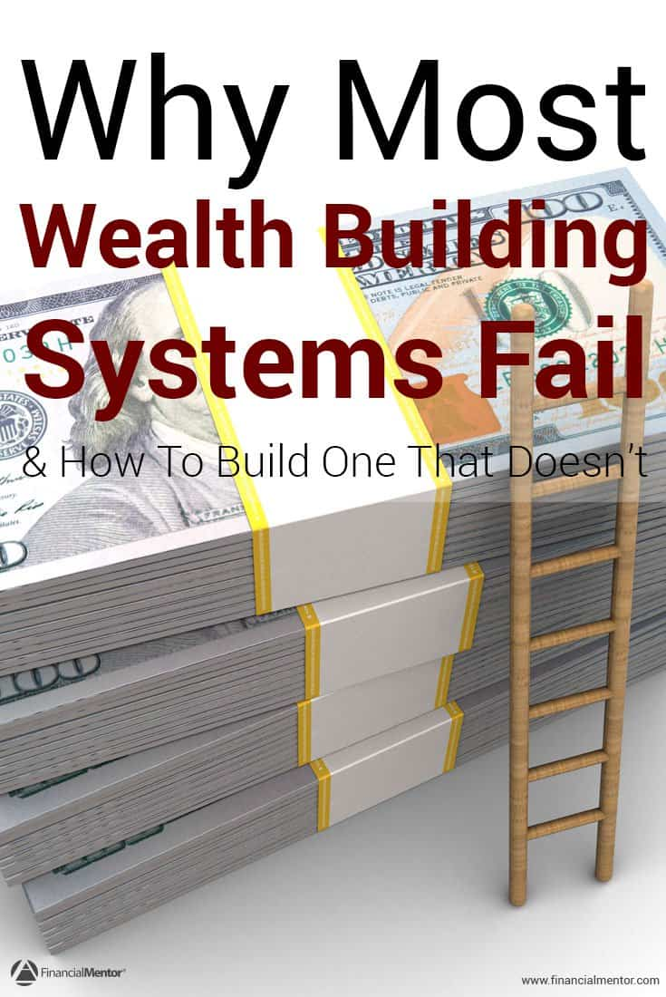 Most wealth building systems fail because they are incomplete half-truths. The whole truth is building wealth is a connected system like links in a chain...