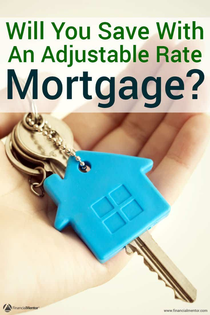 Thinking about getting an adjustable rate mortgage? Don't be fooled by the low interest rates. Use this calculator to compare ARMs against fixed-rate mortgages to see which is the better deal.