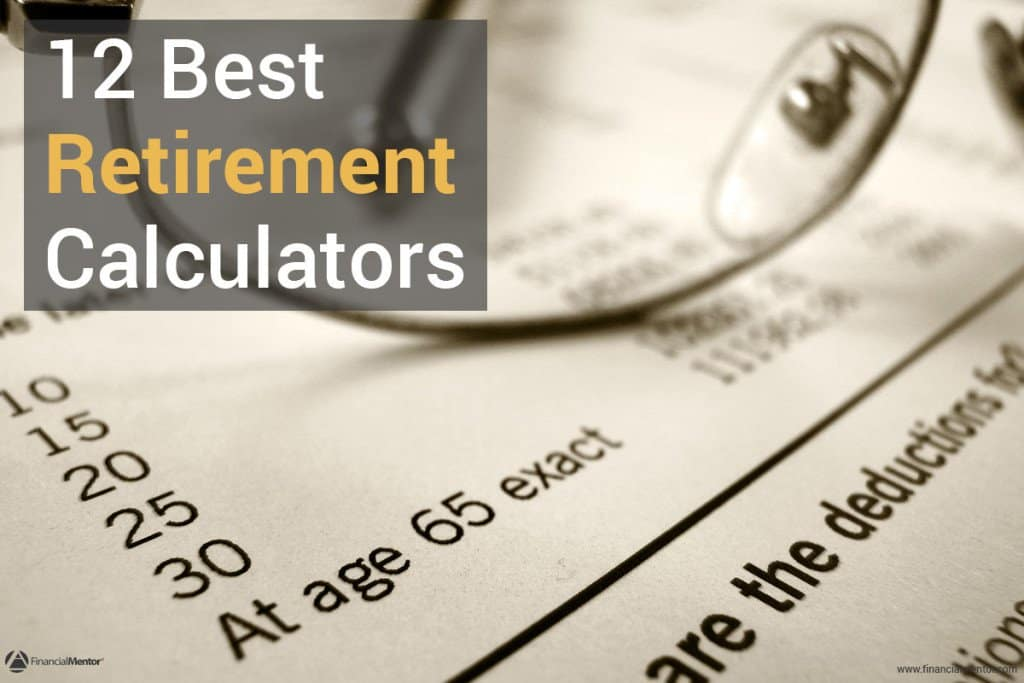 Military retirement calculators.