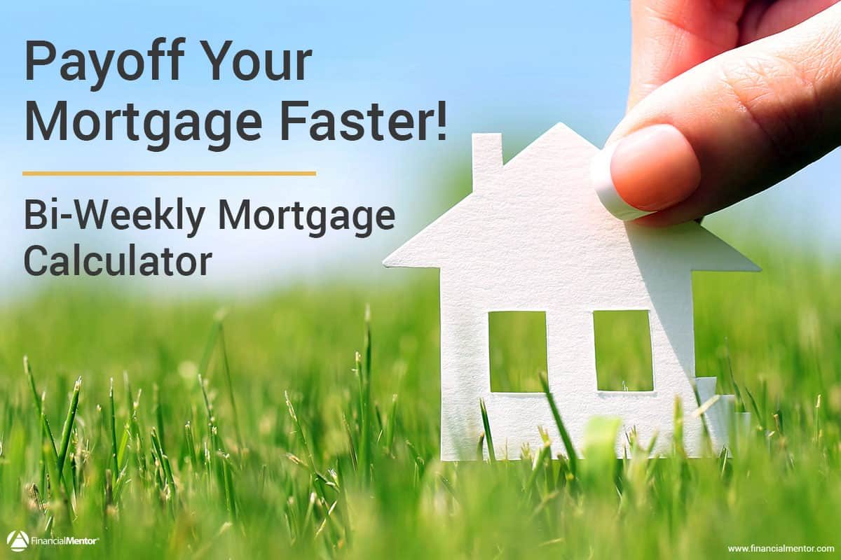 bi weekly mortgage calculator includes optional extra payment amortization schedule