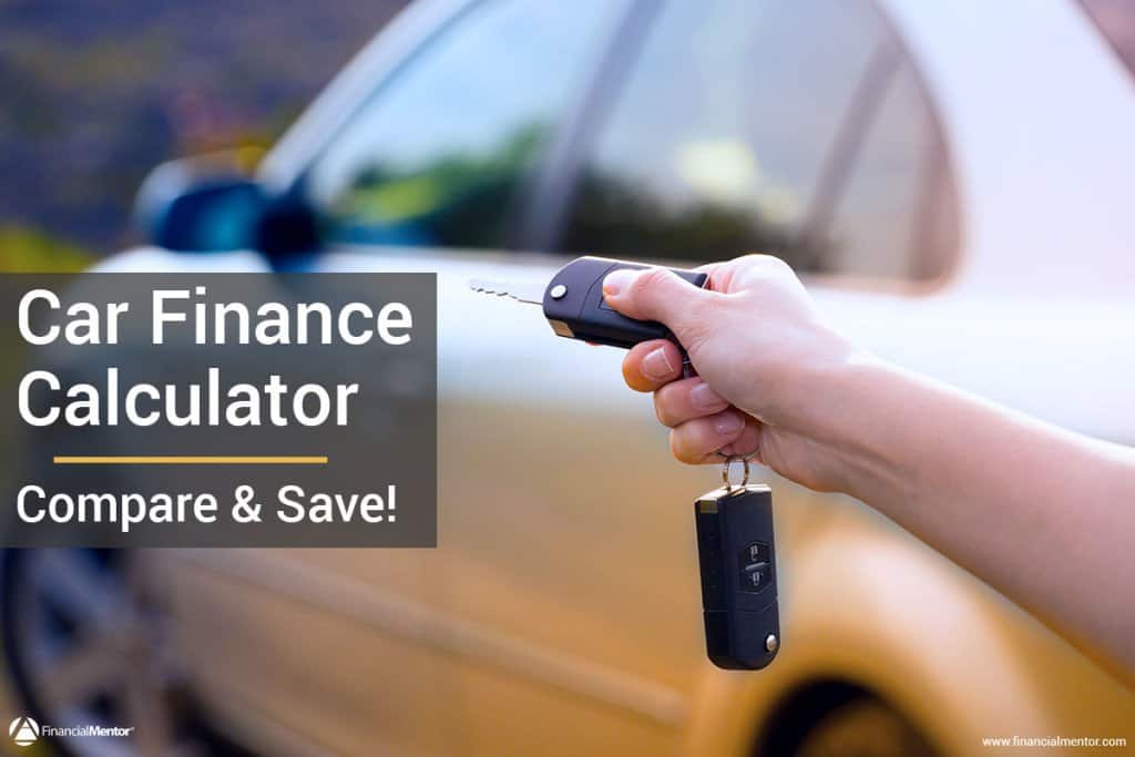 car finance calculator image