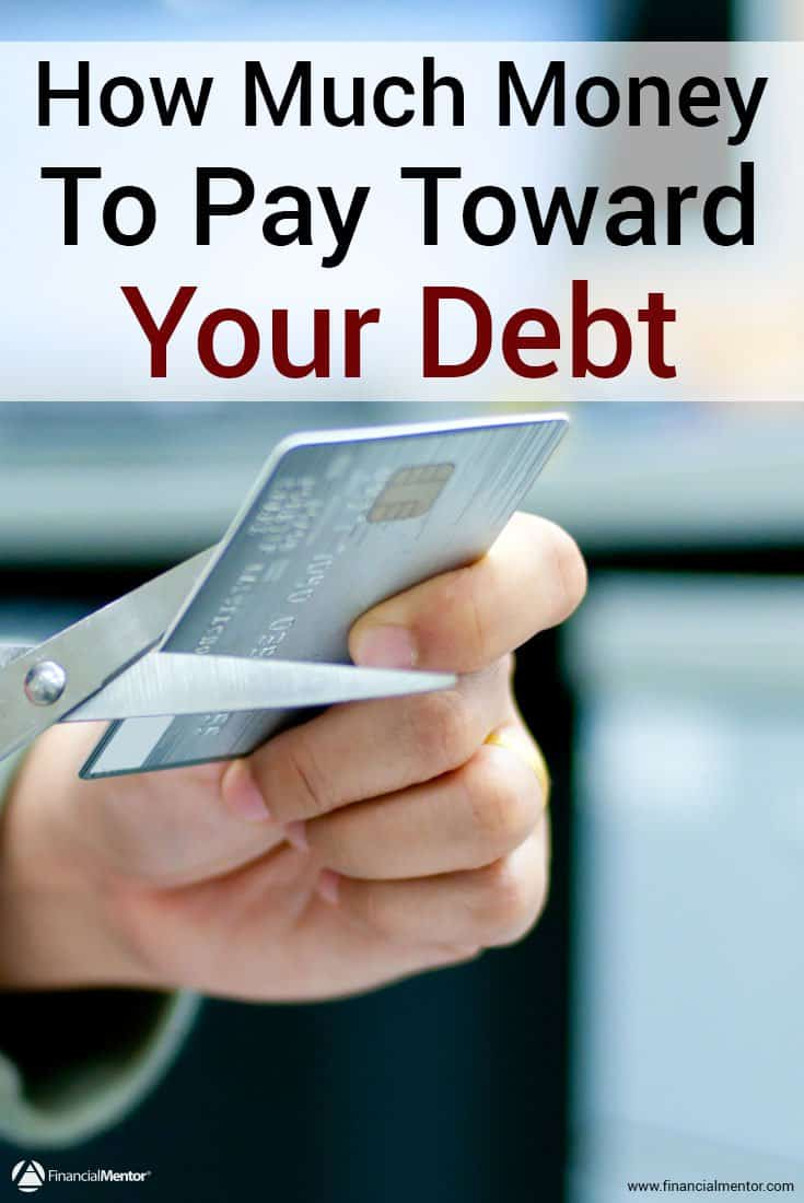 Paying off debt can be difficult, but having a plan helps. That starts with knowing how much money to pay toward your debt. Use this calculator to figure out what your debt payments should be to reach debt freedom faster.