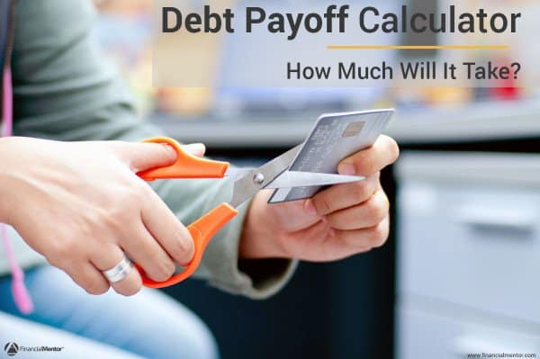debt payoff calculator image