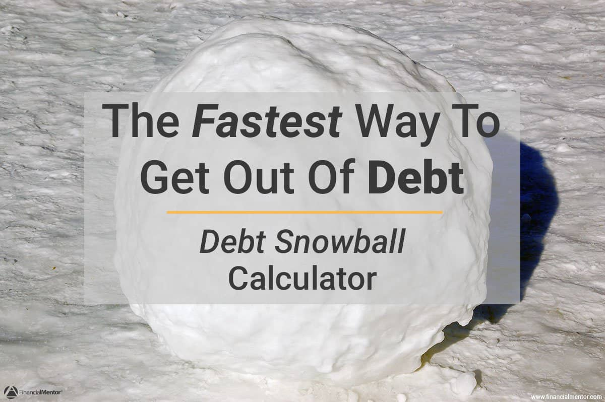 debt snowball calculator pays off debt easy  also computes