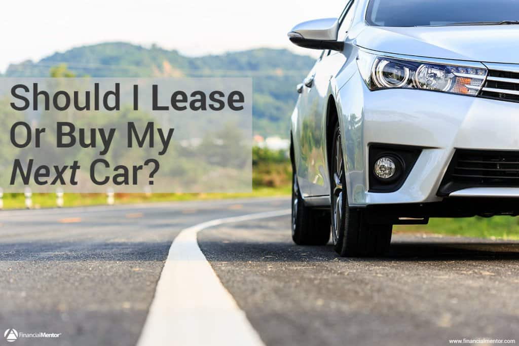 lease vs. buy car calculator image