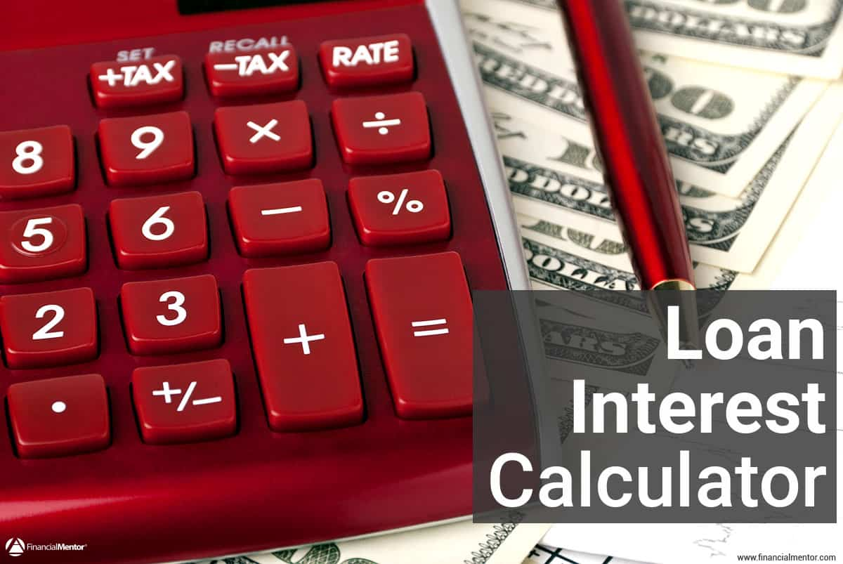 Loan Interest Calculator – Loan Interest Calculator