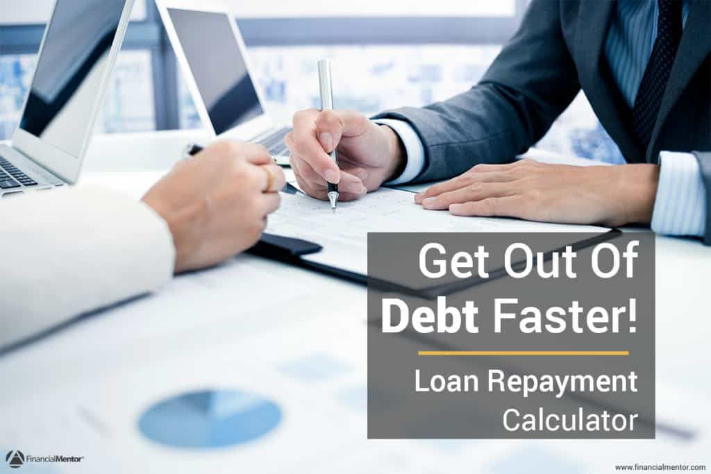 loan repayment calculator image