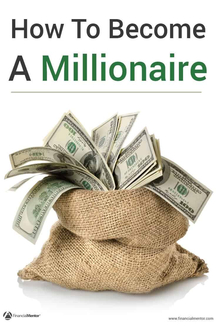 Do you want to become a millionaire? Here are a few steps you can follow to get there, as well as a calculator you can use to see how long it will take you to reach your first million dollars based on your current savings and how much you can contribute.