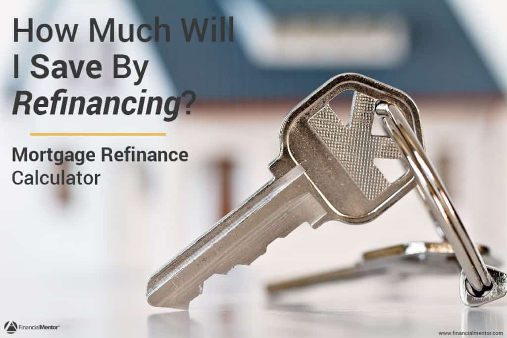 best mortgage refinance calculator image