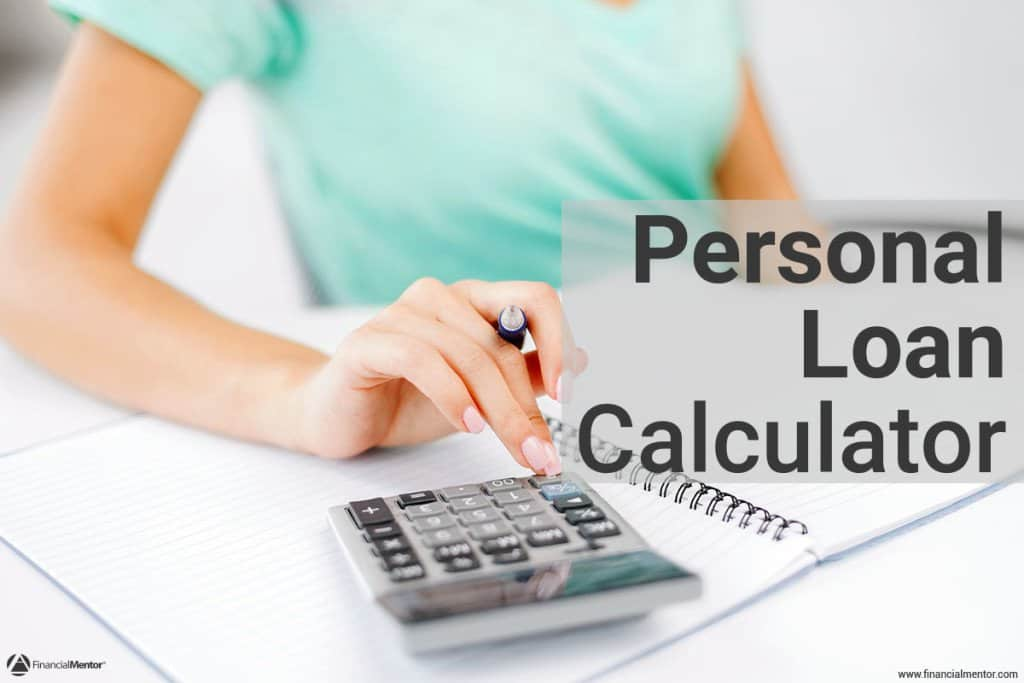 personal loan calculator image