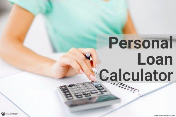 personal loan calculator | Financial Mentor